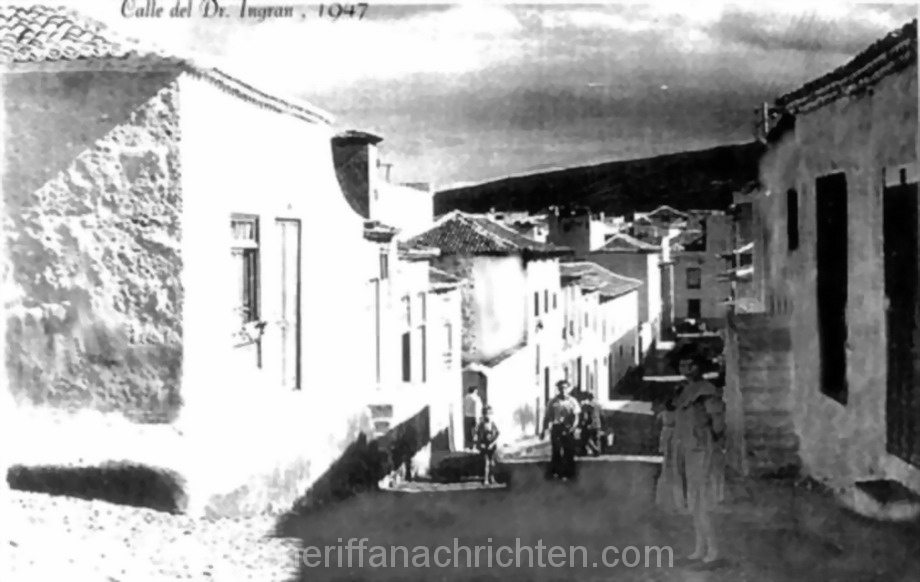 Calle Doctor Ingram 1947